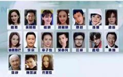 TVB曝光17名被约谈艺人补税名单曝光